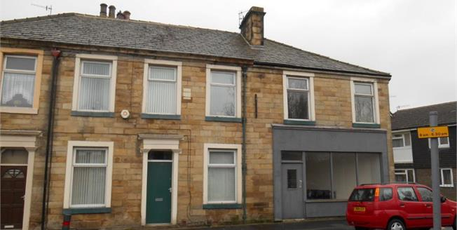 £62,000, 2 Bedroom Terraced House For Sale in Burnley, BB10