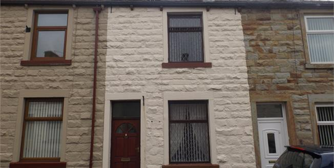 Asking Price £55,000, 2 Bedroom Terraced House For Sale in Burnley, BB12