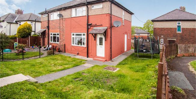 Offers Over £80,000, 3 Bedroom Semi Detached House For Sale in Burnley, BB11