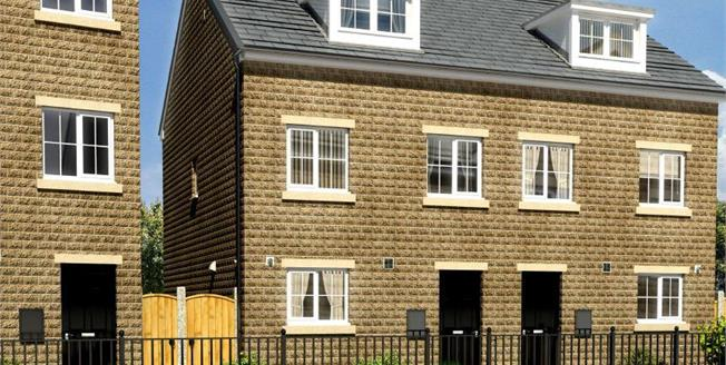 £124,995, 3 Bedroom Semi Detached House For Sale in Oxford Road, BB11