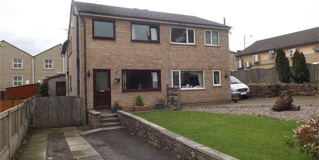 Offers Over £130,000, 4 Bedroom Semi Detached House For Sale in Briercliffe, BB10