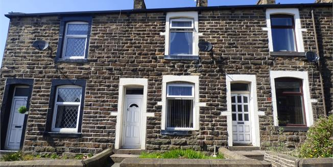 Asking Price £74,000, 2 Bedroom End of Terrace House For Sale in Briercliffe, BB10