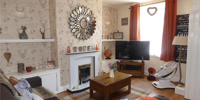 Asking Price £74,000, 2 Bedroom Terraced House For Sale in Briercliffe, BB10