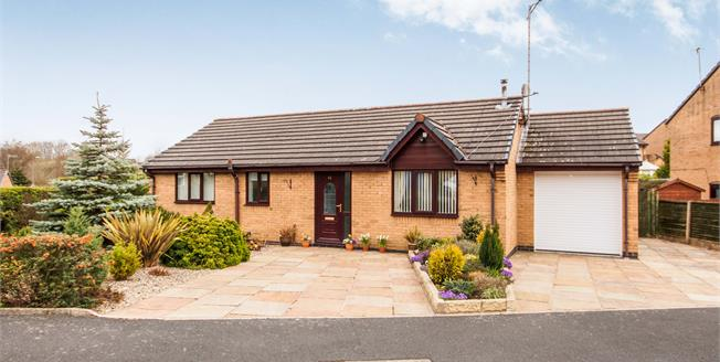 Offers Over £175,000, 2 Bedroom Detached Bungalow For Sale in Burnley, BB12