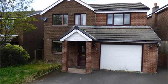 Asking Price £195,000, 5 Bedroom Detached House For Sale in Burnley, BB10