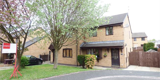 Asking Price £150,000, 3 Bedroom Semi Detached House For Sale in Burnley, BB12