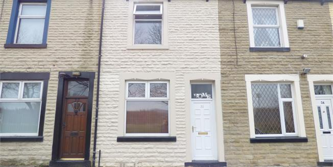 Offers Over £50,000, 3 Bedroom Terraced House For Sale in Burnley, BB11