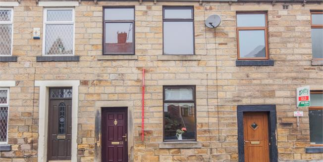 Offers Over £70,000, 2 Bedroom Terraced Cottage For Sale in Brierfield, BB9