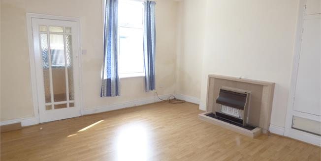 Offers Over £39,000, 2 Bedroom Terraced House For Sale in Burnley, BB10