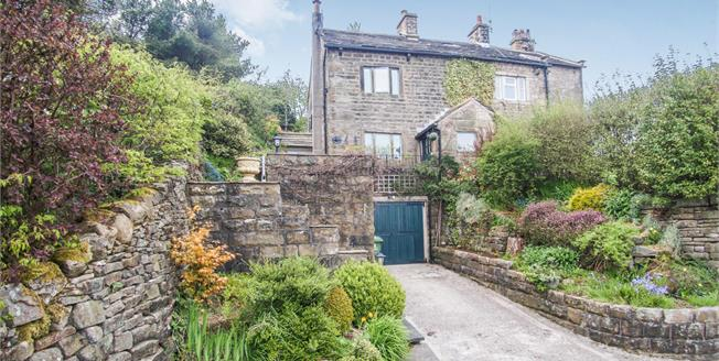 Offers Over £290,000, 3 Bedroom Semi Detached Cottage For Sale in Newchurch-in-Pendle, BB12