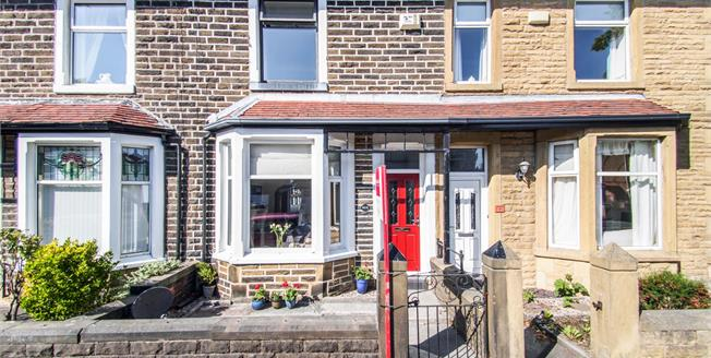 Offers Over £120,000, 3 Bedroom Terraced House For Sale in Burnley, BB10