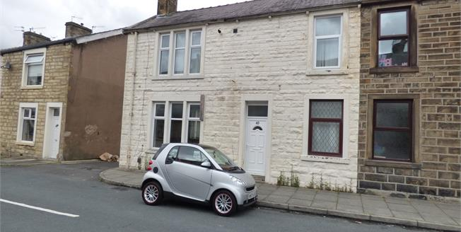 Asking Price £47,000, 2 Bedroom End of Terrace House For Sale in Padiham, BB12
