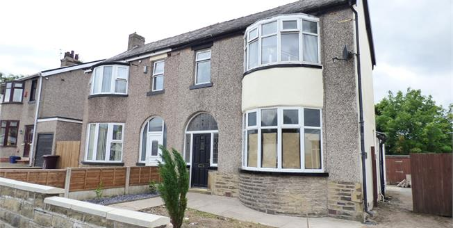 Asking Price £125,000, 3 Bedroom Semi Detached House For Sale in Burnley, BB11
