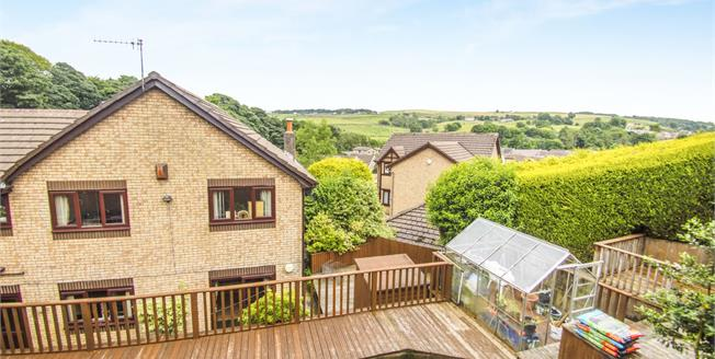Offers Over £350,000, 5 Bedroom Detached House For Sale in Cliviger, BB10