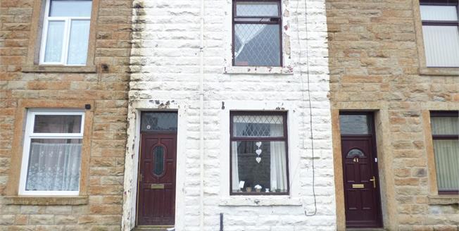 Asking Price £40,000, 2 Bedroom Terraced House For Sale in Padiham, BB12