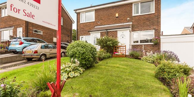 Asking Price £120,000, 2 Bedroom Semi Detached House For Sale in Briercliffe, BB10