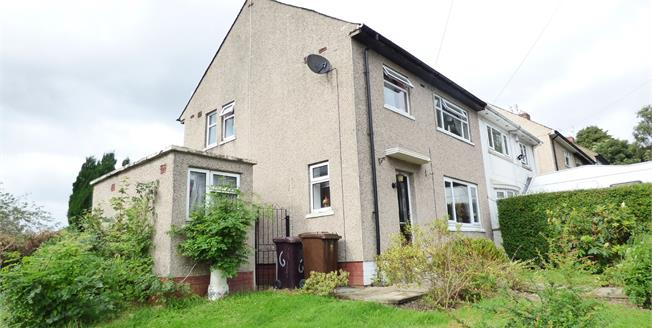 Offers Over £115,000, 3 Bedroom Semi Detached House For Sale in Burnley, BB12