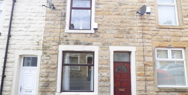 Offers Over £70,000, 2 Bedroom Terraced House For Sale in Briercliffe, BB10