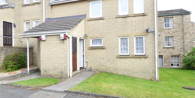 Asking Price £17,500, 1 Bedroom Flat For Sale in Padiham, BB12