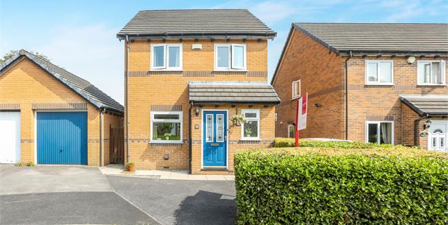 Asking Price £165,000, 3 Bedroom Detached House For Sale in Burnley, BB12