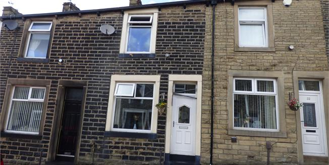 Offers Over £80,000, 2 Bedroom Terraced For Sale in Briercliffe, BB10