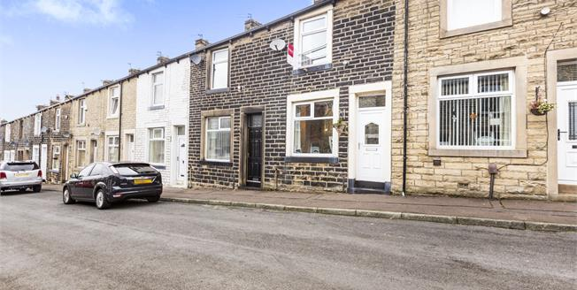 Offers Over £78,000, 2 Bedroom Terraced For Sale in Briercliffe, BB10
