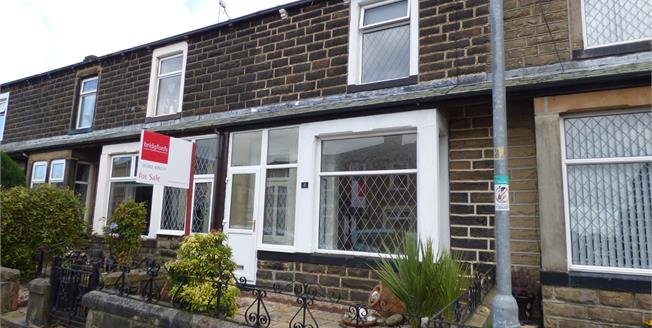 Offers Over £85,000, 3 Bedroom Terraced House For Sale in Briercliffe, BB10