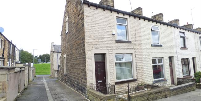 Offers Over £65,000, 3 Bedroom End of Terrace House For Sale in Burnley, BB12