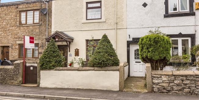 Asking Price £160,000, 2 Bedroom Terraced Cottage For Sale in Sabden, BB7