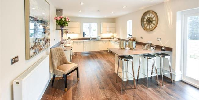 Asking Price £324,995, 4 Bedroom Detached House For Sale in Lancashire, BB9