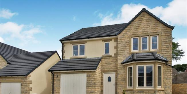 Offers Over £300,000, 4 Bedroom Detached House For Sale in Lancashire, BB9