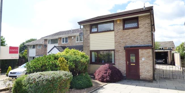 Offers in the region of £140,000, 3 Bedroom Detached House For Sale in Brierfield, BB9