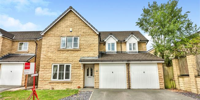Offers Over £260,000, 5 Bedroom Detached House For Sale in Nelson, BB9