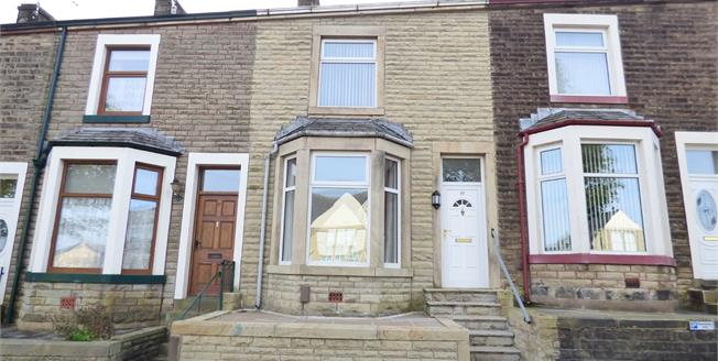 Offers Over £100,000, 3 Bedroom Terraced House For Sale in Nelson, BB9