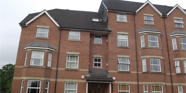 Offers Over £85,000, 2 Bedroom Upper Floor Flat For Sale in Bolton, BL1