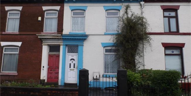 Offers in the region of £120,000, 3 Bedroom Terraced House For Sale in Bolton, BL3