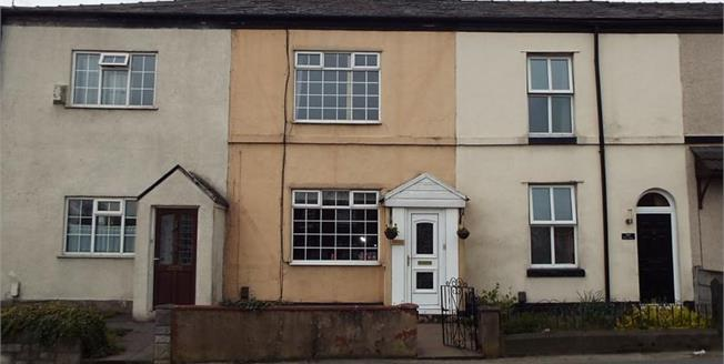 Offers in the region of £85,000, 2 Bedroom Terraced House For Sale in Bolton, BL2