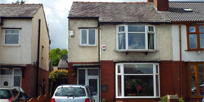 Offers in the region of £124,950, 3 Bedroom Semi Detached House For Sale in Bolton, BL3