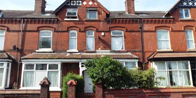 Offers in the region of £150,000, 5 Bedroom Terraced House For Sale in Bolton, BL2