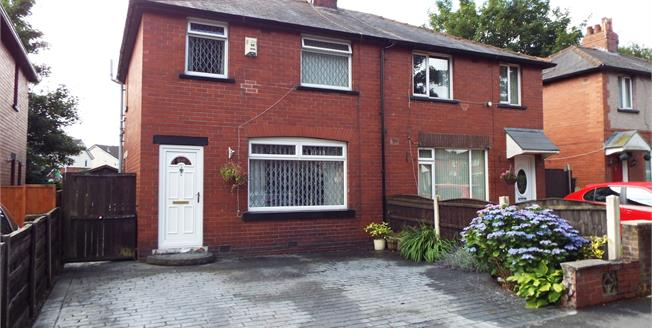 Asking Price £110,000, 3 Bedroom Semi Detached House For Sale in Radcliffe, M26