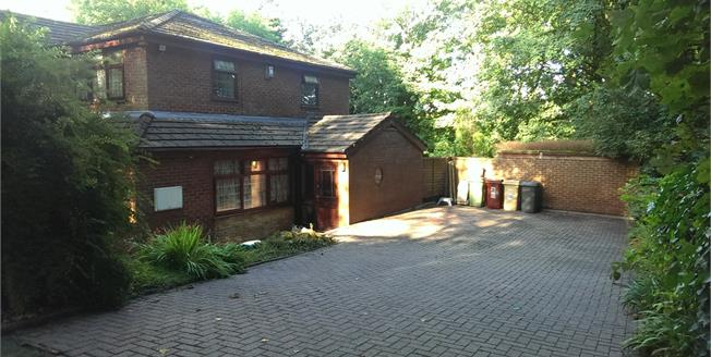 Offers in the region of £270,000, 4 Bedroom Detached House For Sale in Bolton, BL2