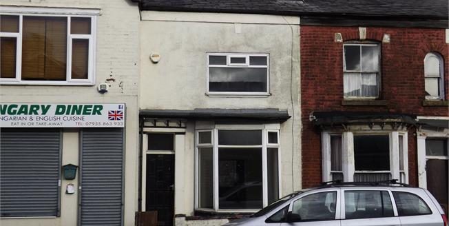 Offers in the region of £75,000, 3 Bedroom Terraced House For Sale in Bolton, BL1
