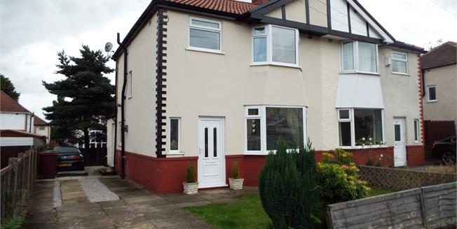 Offers in the region of £135,000, 3 Bedroom Semi Detached House For Sale in Farnworth, BL4
