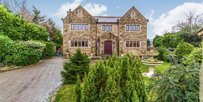 Asking Price £510,000, 6 Bedroom Detached House For Sale in Bolton, BL3