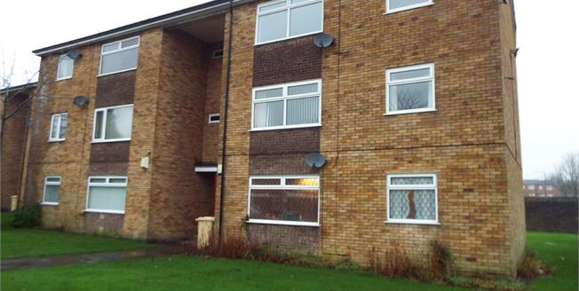 Offers in the region of £70,000, 2 Bedroom Flat For Sale in Bolton, BL1