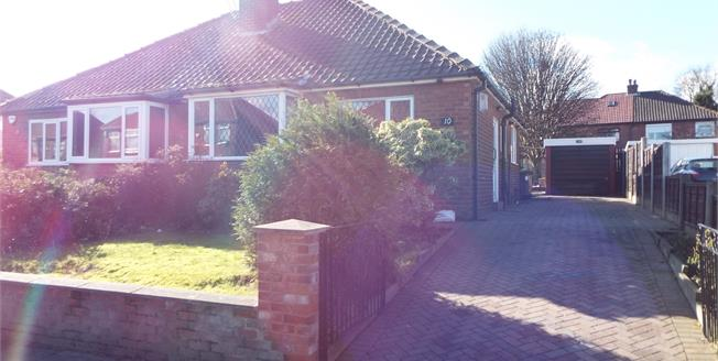 Offers Over £130,000, 2 Bedroom Semi Detached Bungalow For Sale in Bolton, BL2