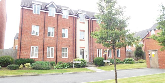 Offers Over £70,000, 2 Bedroom Flat For Sale in Farnworth, BL4