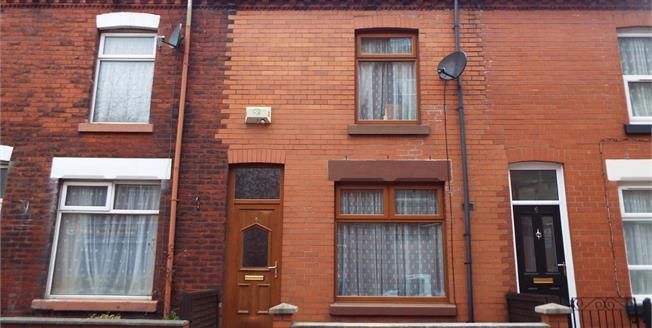 Offers Over £75,000, 3 Bedroom Terraced House For Sale in Bolton, BL3