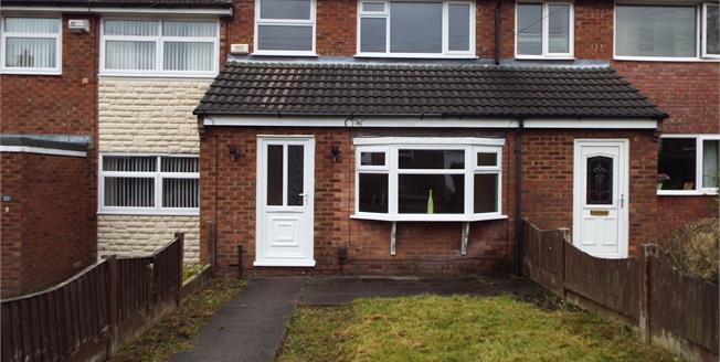 Offers in the region of £92,000, 3 Bedroom Terraced House For Sale in Farnworth, BL4