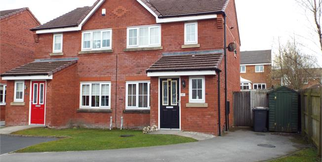 Offers Over £129,950, 3 Bedroom Semi Detached House For Sale in Bolton, BL1